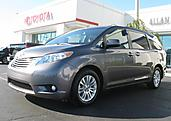 Toyota Sienna XLE 8 Passenger 2015