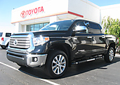 Toyota Tundra 4X4 Limited 2015