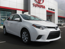 Toyota Corolla LE Grade 2016