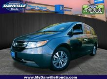 2016 Honda Odyssey EX-L w/Navi Danville VA