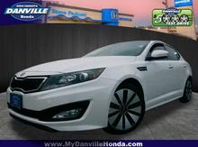 2012 Kia Optima SX Turbo Danville VA