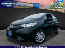 2016 Honda Fit LX Danville VA