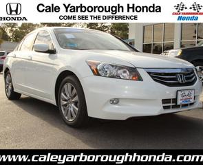 Honda Accord EX-L V6 2012