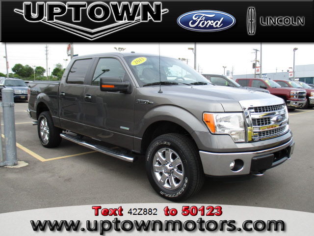 2013 ford f 150 4x4 xlt supercrew 96 milwaukee wi 5065507 for Ford motor company pre employment test