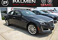 Cadillac CTS 2.0T Luxury Collection 2015
