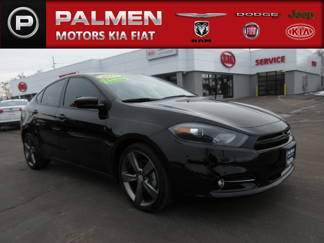 2013 dodge dart sxt rallye kenosha wi 8245317 for Palmen motors dodge chrysler jeep ram