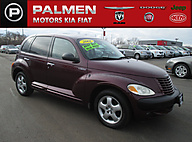 2001 Chrysler PT Cruiser Base Kenosha WI
