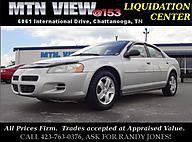 2002 Dodge Stratus SE Plus Chattanooga TN