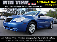 2008 Chrysler Sebring LX Chattanooga TN