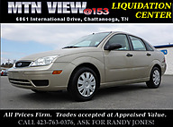 2007 Ford Focus ZX4 S Chattanooga TN