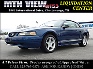 2000 Ford Mustang  Chattanooga TN