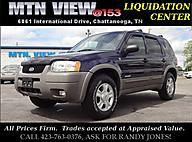 2002 Ford Escape XLT Choice Chattanooga TN