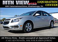 2015 Chevrolet Cruze LT Chattanooga TN