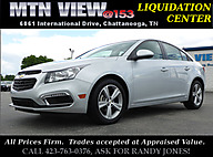 2016 Chevrolet Cruze Limited 2LT Auto Chattanooga TN
