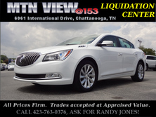 Buick LaCrosse Leather 2014