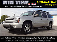 2004 Chevrolet TrailBlazer EXT LT Chattanooga TN