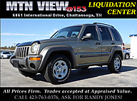 2004 Jeep Liberty Sport Chattanooga TN