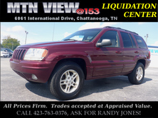 Jeep Grand Cherokee Limited 4X4 1999
