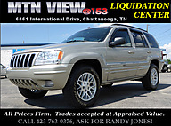 2003 Jeep Grand Cherokee Limited Chattanooga TN