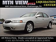 2000 Nissan Altima GLE Chattanooga TN
