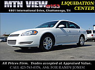 2015 Chevrolet Impala Limited Chattanooga TN