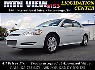 2015 Chevrolet Impala Limited LT Chattanooga TN