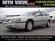 2004 Chevrolet Impala  Chattanooga TN