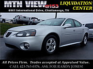 2005 Pontiac Grand Prix  Chattanooga TN