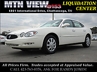 2006 Buick LaCrosse CX Chattanooga TN