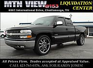 2002 Chevrolet Silverado 1500 LS Extended Cab V8 2WD Chattanooga TN