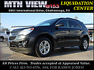 2014 Chevrolet Equinox LS Chattanooga TN