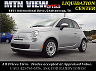 2014 FIAT 500 Pop Chattanooga TN