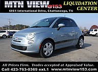 2013 FIAT 500 Pop Chattanooga TN