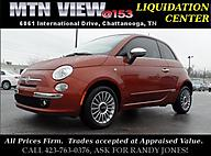 2012 FIAT 500 Lounge Chattanooga TN