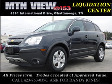 Chevrolet Captiva LS 2 2014