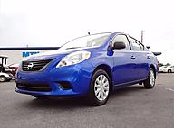 2014 Nissan Versa 1.6 S Chattanooga TN