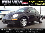 2010 Volkswagen New Beetle PZEV Chattanooga TN