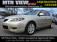 2008 Mazda MAZDA3  Chattanooga TN
