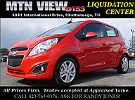 2015 Chevrolet Spark LS Chattanooga TN