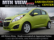 2013 Chevrolet Spark LS Auto Chattanooga TN