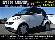 2013 Smart fortwo Pure Chattanooga TN