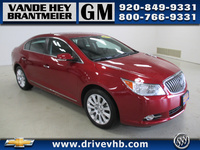 Buick LaCrosse Leather 2013