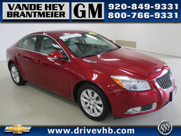 Buick Regal 4DR SDN BASE 2012