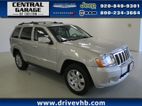 Jeep Grand Cherokee Limited 2008