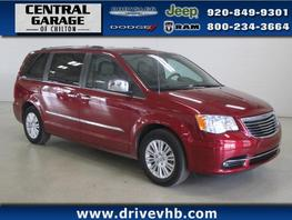 Chrysler Town & Country Limited 2013