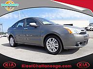 2010 Ford Focus SEL Chattanooga TN