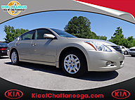 2010 Nissan Altima 2.5 S Chattanooga TN