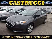 2016 Ford Focus S Cincinnati