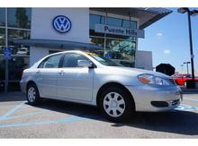 2006 Toyota Corolla LE City of Industry CA