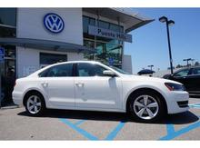 2013 Volkswagen Passat SE PZEV City of Industry CA